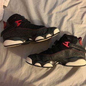 Jordan 6 rings size 6.5 price firm